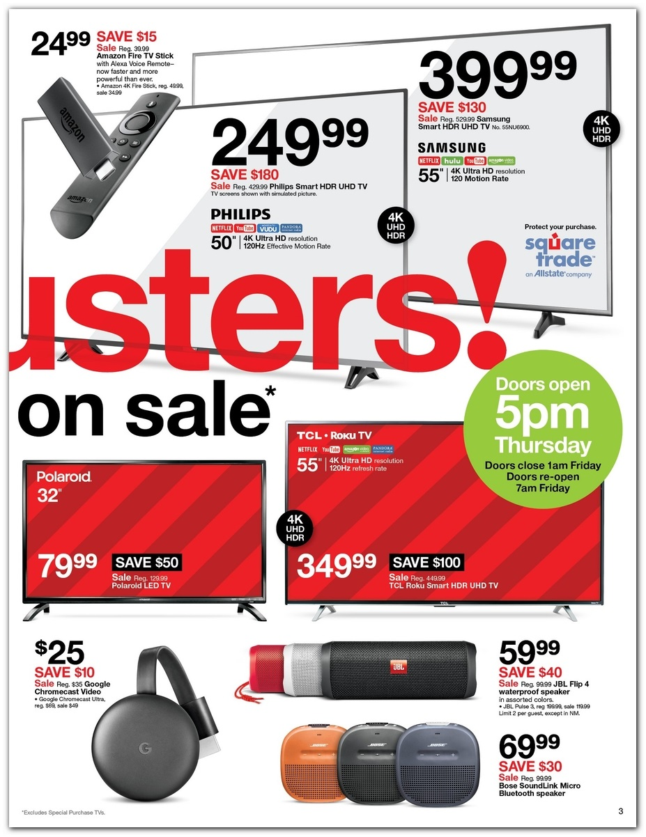 Target Black Friday page 3