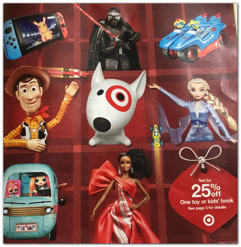 Christmas Toy Catalog 2020 Target Toy Catalog 2020