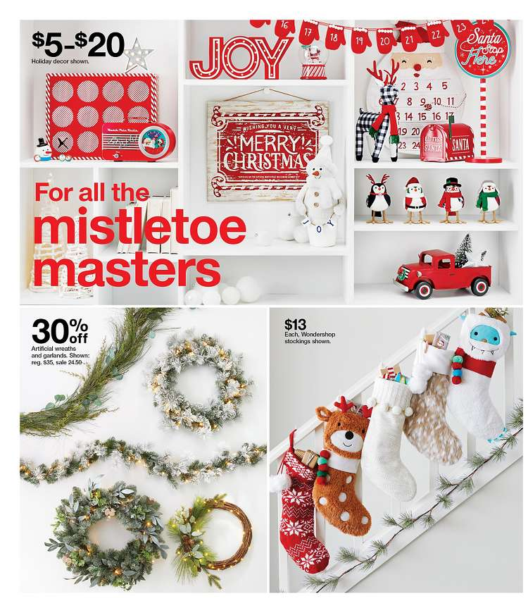 Target Cyber Monday page 3